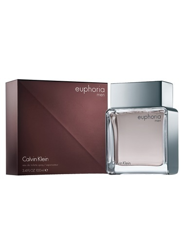 Calvin Klein Euphoria Man EDT 100 ml Erkek Parfüm Renksiz
